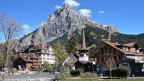 Kandersteg: Viktor Gaggiola wurde 1930 in Blausee/Mittholz bei Kandersteg geboren.