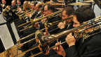 Blasorchester Oberland Thun BOOT unter der Leitung von Blaise Heritier 2010 in Spiez.