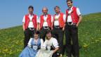 Jodlergruppe Hirschberg Appenzell: immer auf der Suche nach Ratzliedli, Rugguserli und Zäuerli