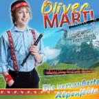 CD-Cover «Die verzauberte Alpenflöte» von Oliver Marti.