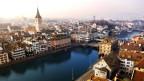 Nicht nur im Niederdorf, sondern übers ganze Zürcher Stadtgebiet verteilt, findet der Ländlersunntig statt.