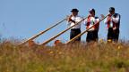 Das Alphorn in all seinen Facetten steht im Mittelpunkt der Veranstaltung «Das schönste und grösste Echo im Alpstein».