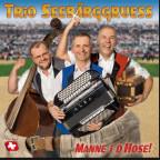 Trio Seebärggruäss mit ihrer vierten CD.