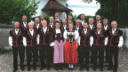 Das Jodlerchörli Kirchlindach ist in der Gemeinde bestens integriert und hat bis heute drei Tonträger produziert .