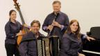 CIGAR-Quartett, Hasi Blattmann, Armin Landtwing, Jacqueline Schmidig-Wachter, Martina Rohrer (v.l.)