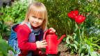 Heute wie früher lieben Kinder die Zeit, in der die Natur zu neuem Leben erwacht.