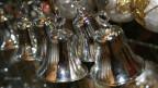Glockenklänge künden in der Weihnachtszeit von Frieden auf Erden.