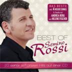 CD-Cover zum Album «Best of Semino Rossi».