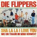 CD-Cover zum Schlager «Scha-la-la, I love you».