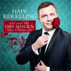 Hape Kerkeling auf dem Cover seines Albums «Ich lasse mir das Singen nicht verbieten».