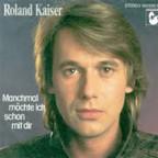 Roland KaiserCover seiner Single.