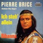 Cover von «Ich steh allein».