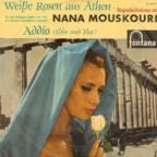 Original-Cover der Single «Weisse Rosen aus Athen».