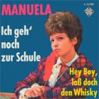 Plattencover «Ich geh' noch zur Schule».