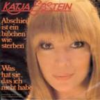 Cover Katja Ebstein Abschied