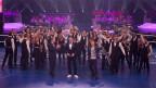BML Talents durften sich nach der dritten Sendung als erste «Kampf der Orchester»-Sieger feiern lassen.