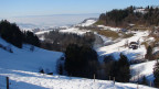 Fantastische Aussicht über die Guggisberger Landschaft.