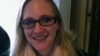 Yvonne Schirmer geniesst die Kameradschaft in ihrem Blasmusikverein.