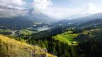 Die Gemeinde Vaz/Obervaz umfasst die Dörfer Lain, Muldain, Zorten, Lenzerheide und Valbella.