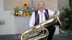 Andy Frei von den Staufberg Musikanten.