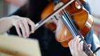 Auf der Geige lässt sich auch Volksmusik wunderbar interpretieren (Symbolbild).