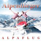 CD-Cover zum Album «Alpaflug»