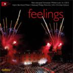 CD-Cover «feelings».