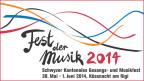 Küssnacht am Rigi lädt zum «Fest der Musik 2014».