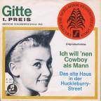 CD-Cover «Ich will 'nen Cowboy als Mann».