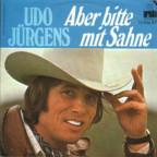 Udo Jürgens - Single Cover von 1976.