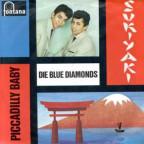 Sukiyaki Blue Diamonds Cover.