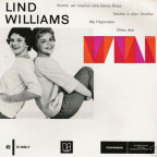 Christa Williams und Gitte Lind. Cover.