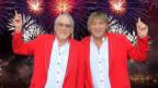 Die Amigos garantieren wieder ein Hit-Feuerwerk.
