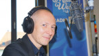 Helmut Lotti beim Interview im Sendestudio der SRF Musikwelle