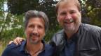 Stefan Roos und Roger De Win.