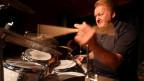 Schlagzeuger.