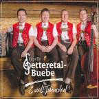 Die Setteretal-Buebe auf dem Cover ihres ersten Albums «E viell Johonded».