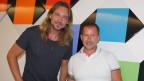 Oliver Thomas zu Gast bei Leonard in der «Hit-Welle».