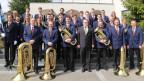 Die Musikantinnen und Musikanten der Brass Band Neuenkirch