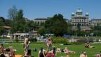 Das Berner Marzili-Bad ist sehr beliebt - auch bei Nacktbadenden.
