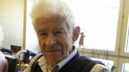 Bernhard Schwark (82) lebt heute im Alters- und Pflegeheim Gundeldingen in Basel.
