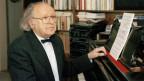 Paul Huber. Die Aufnahme wurde an seinem 80. Geburtstag in seinem Wohnort Kirchberg SG gemacht.