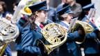 2016 war das Eidgenössische Musikfest in Montreux. Mit dabei war auch die Musikgesellschaft Herzogenbuchsee (im Bild).