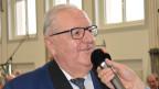 Heini Füllemann setzt sich seit Jahrzenten für die Schweizer Blasmusikszene ein. Nun wird er dafür mit dem Stephan Jaeggi Preis geehrt.