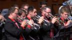 Die Liberty Brass Band Ostschweiz will an den drei Adventskonzerten eine sinnliche Stimmung erzeugen.