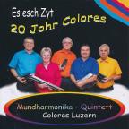Colores Muulörgeler Luzern auf dem Jubiläums-Album «Es isch Zyt».