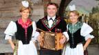 Silvia Rymann, Peter Rymann und Annemarie Berchtold.