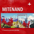 Cover zum Album «Mitenand».