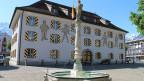 Das Haus der Volksmusik in Altdorf.