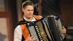 Akkordeonist Markus Wicki feiert seinen 50. Geburtstag mit einem Ländlerabend.